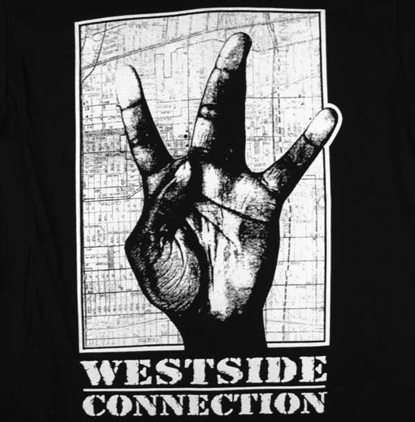 West Coast Gang Sign