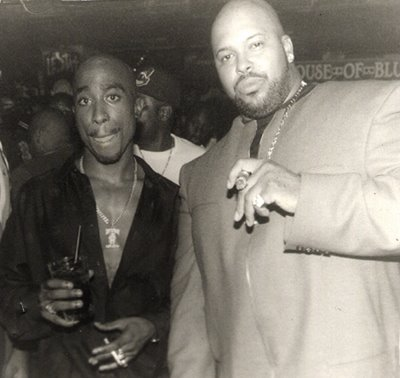 Tupac\'s career on Death Row Records(Was he scared of Suge?) | Da Shelter