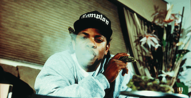 In Life Eazy E Seemed A Cartoon Less Man Than Stereotype On Steroids
