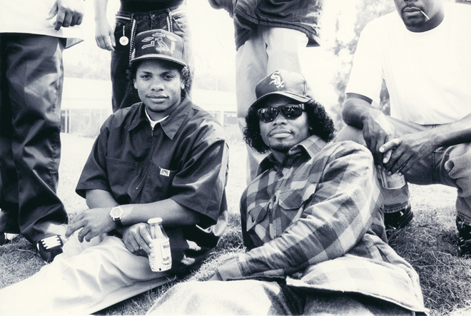 Eazy E Dead Body: The Last Days Of Eazy E(Rare Swindle Article)
