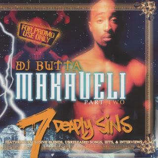 2006 - 7 Deadly Sins- Makaveli Pt. 2 (DJ Butta)