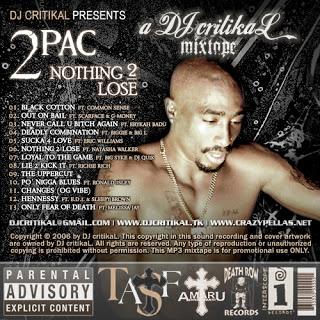 Nothing 2 Lose (DJ Critikal)