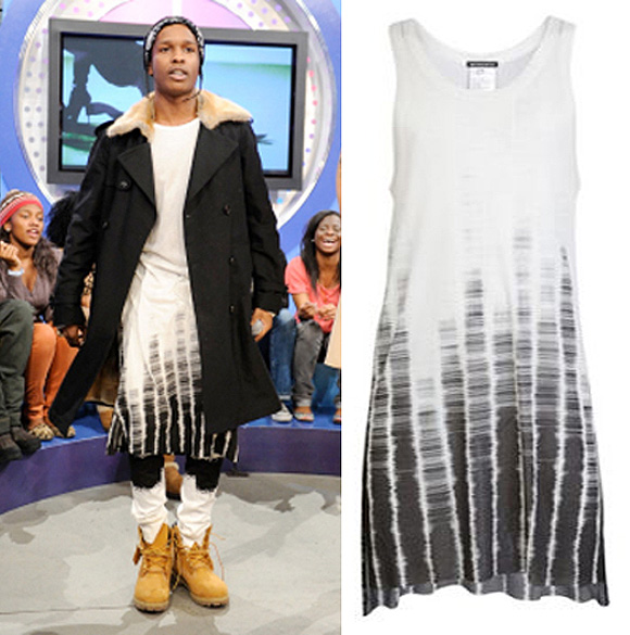ASAP-Rocky-Dress