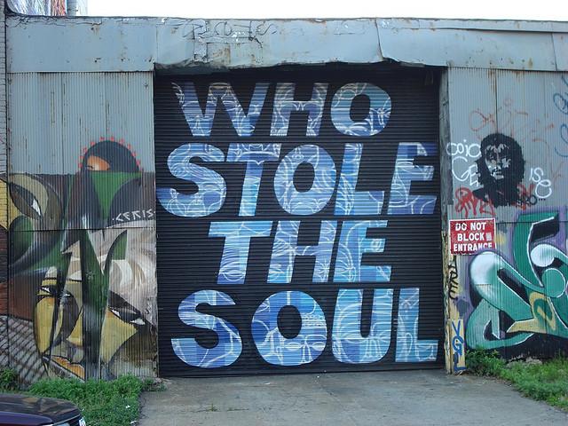 STOLE THE SOUL