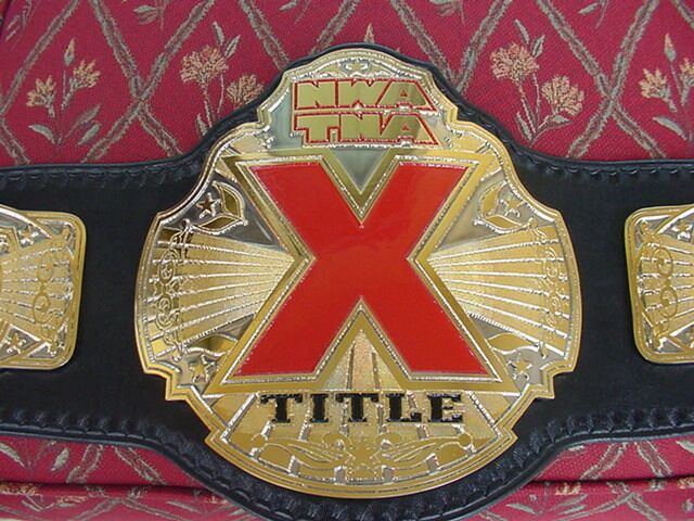 TNA_X_Division_Title