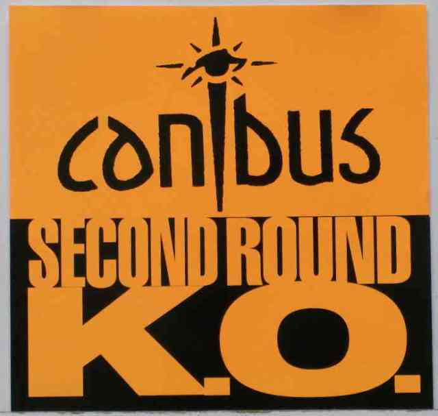 2nd round KO