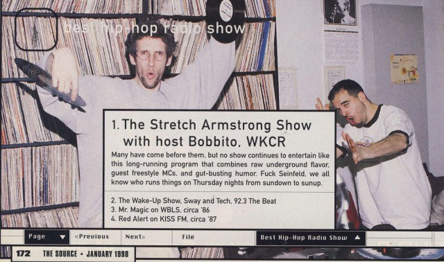 Best-Radio-Show-January-1998