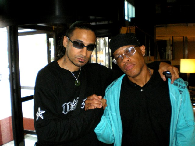 GURU and Brownman