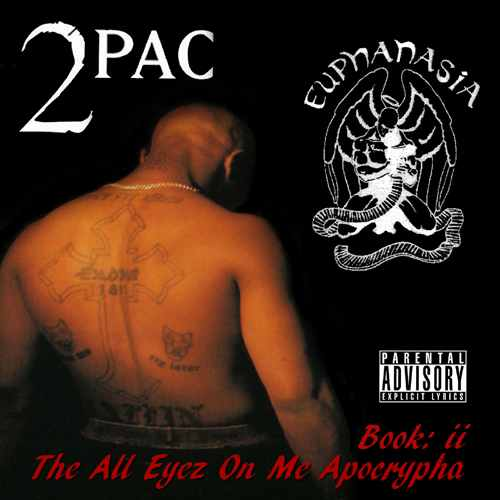 2Pac All Eyez on Me(OG Versions plus songs recorded from Oct-Dec 95