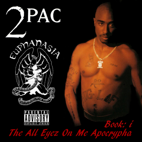 2Pac All Eyez on Me(OG Versions plus songs recorded from Oct