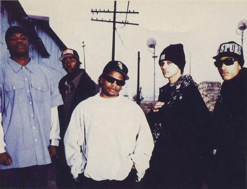 Image result for eazy-e bone thugs 1994